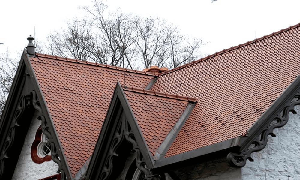 Custom Gothic Tile