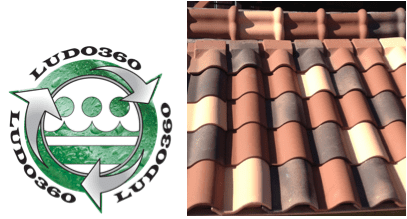 Ludowici Introduces First Ever Recycled Tiles