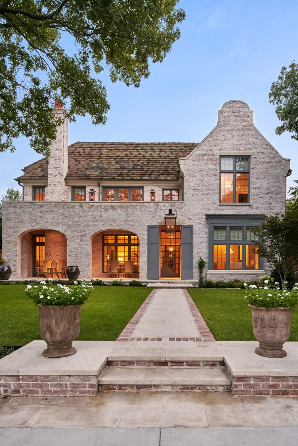 Dallas Residence Ludowici Roof Tile