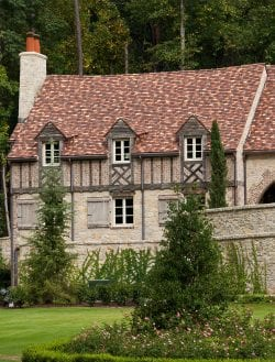 Atlanta Georgia Residence Colonial Shingle 04