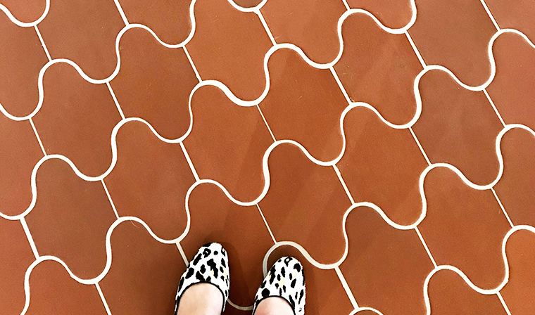 Quarry Tile Flooring