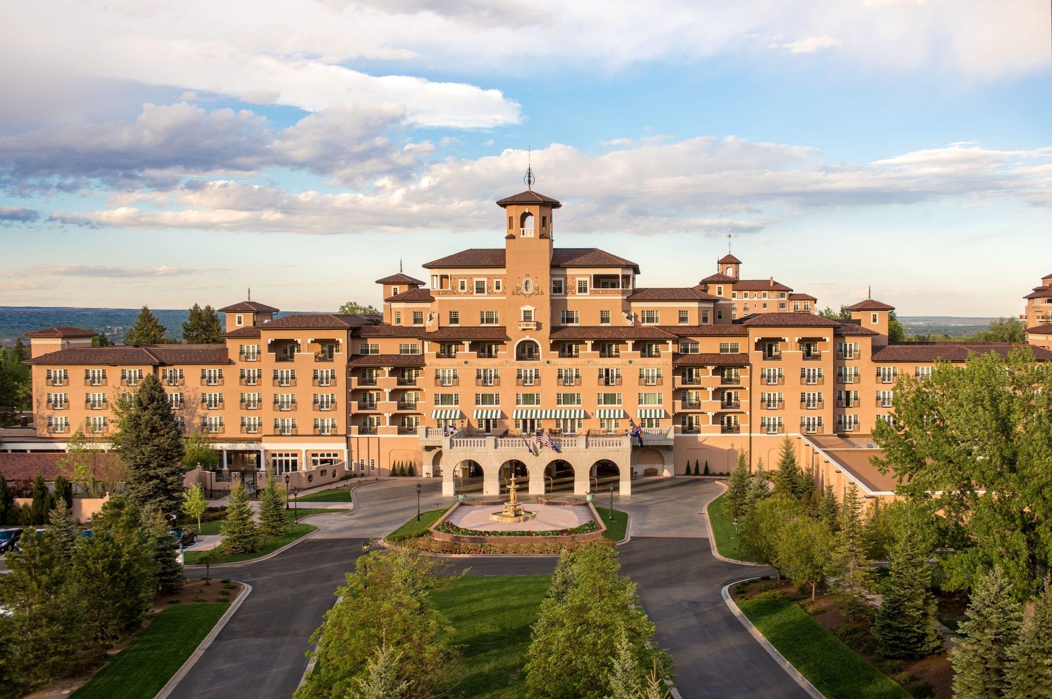 Broadmoor Hotel Ludowici Roof Tile