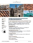 CEU Outline: Fundamentals of Clay Roof Tile
