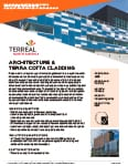 CEU Outline: Architecture and Terra Cotta Cladding