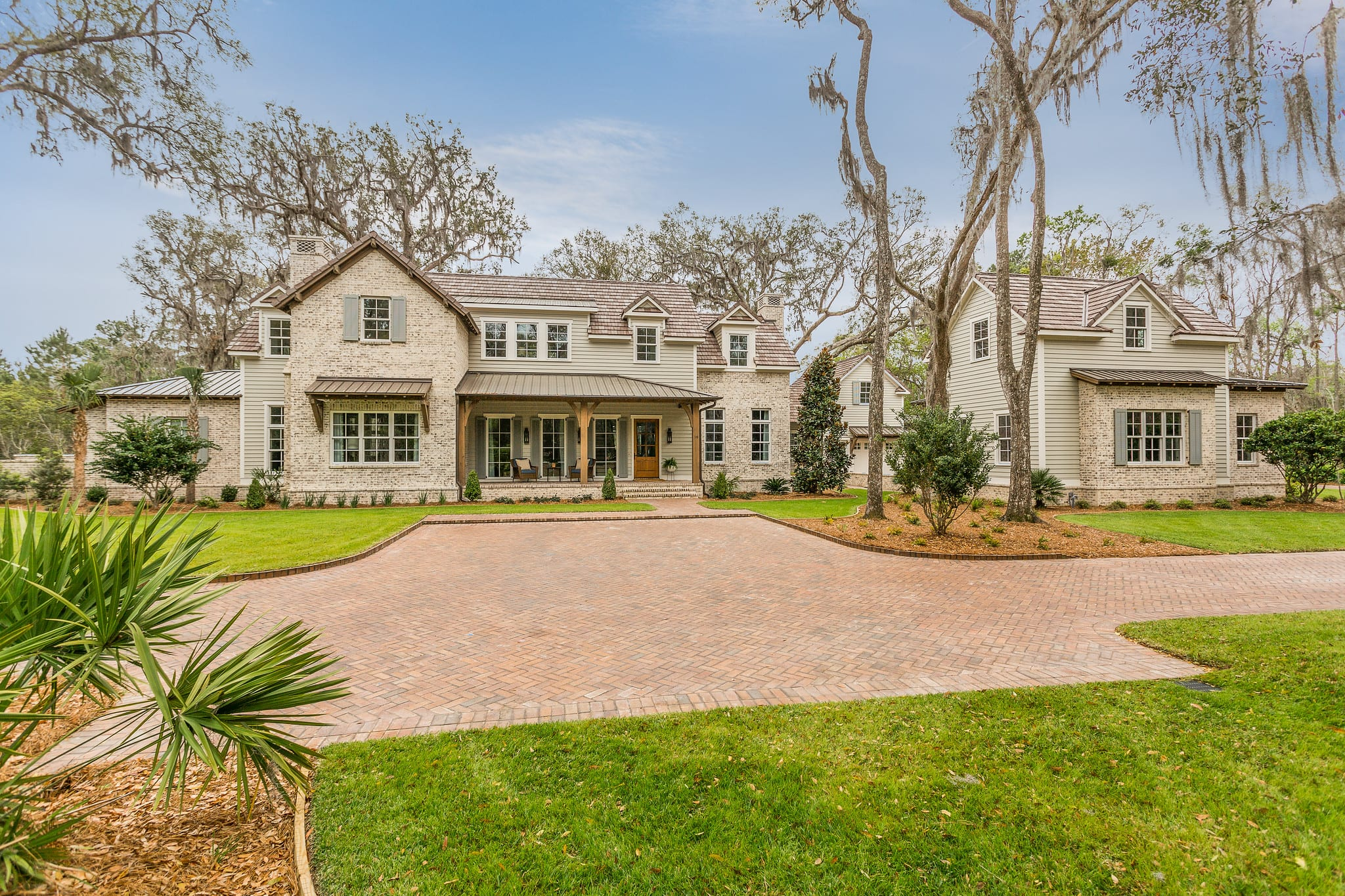 Private Residence - St. Simons Island Ludowici Roof Tile