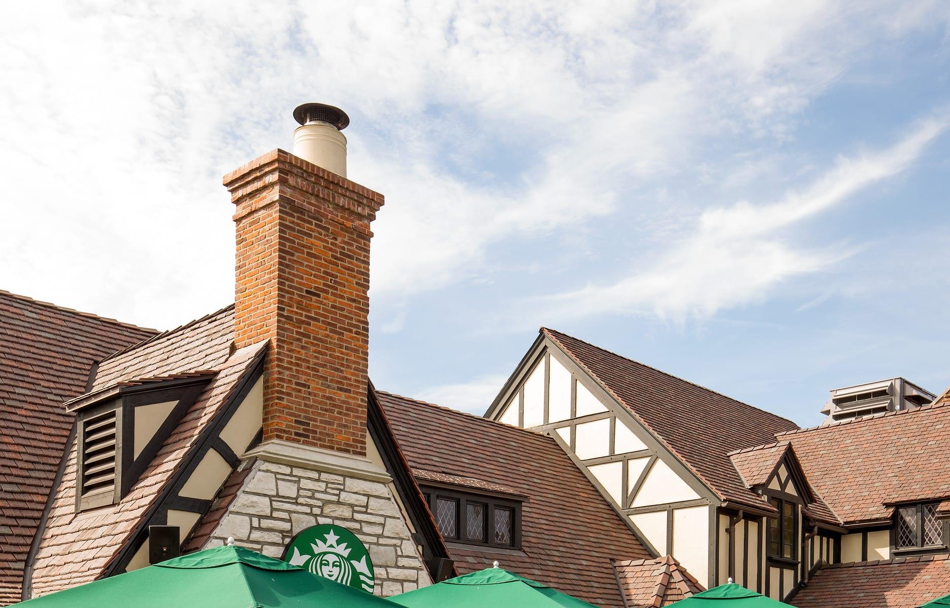 Cheshire Inn Boundary Restaurant Ludowici Roof Tile