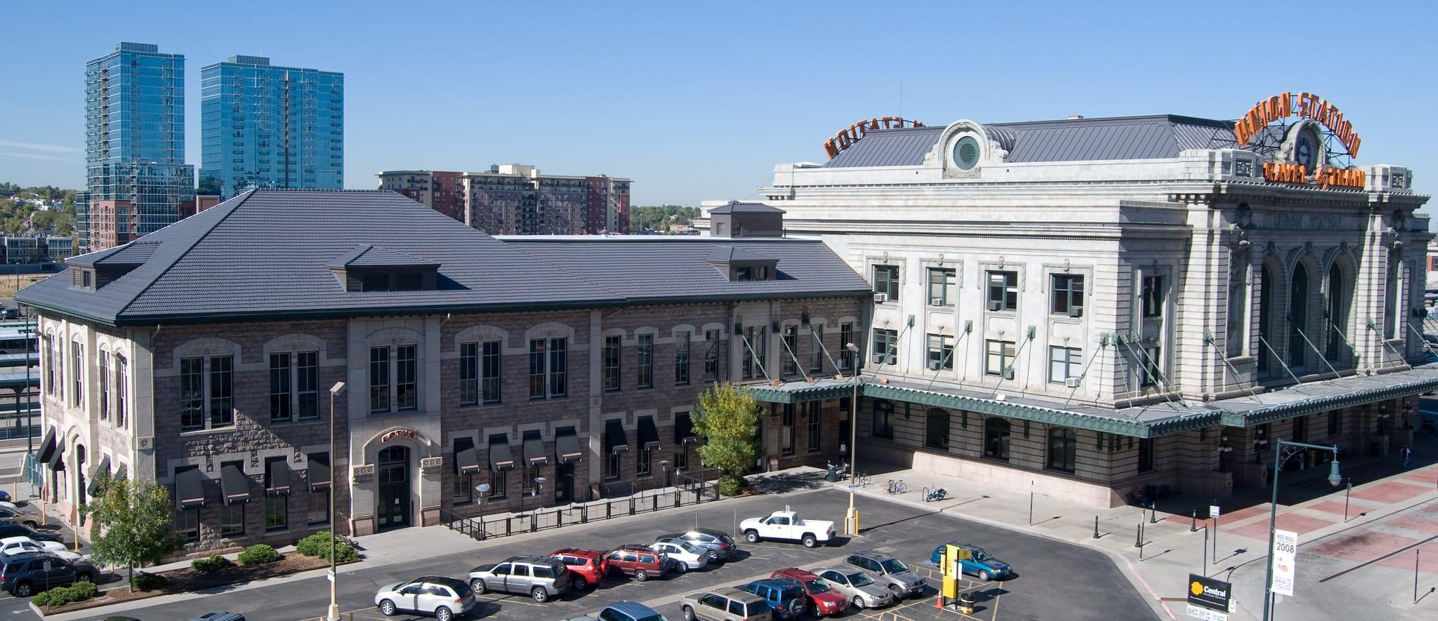 Denver Union Station Ludowici Roof Tile