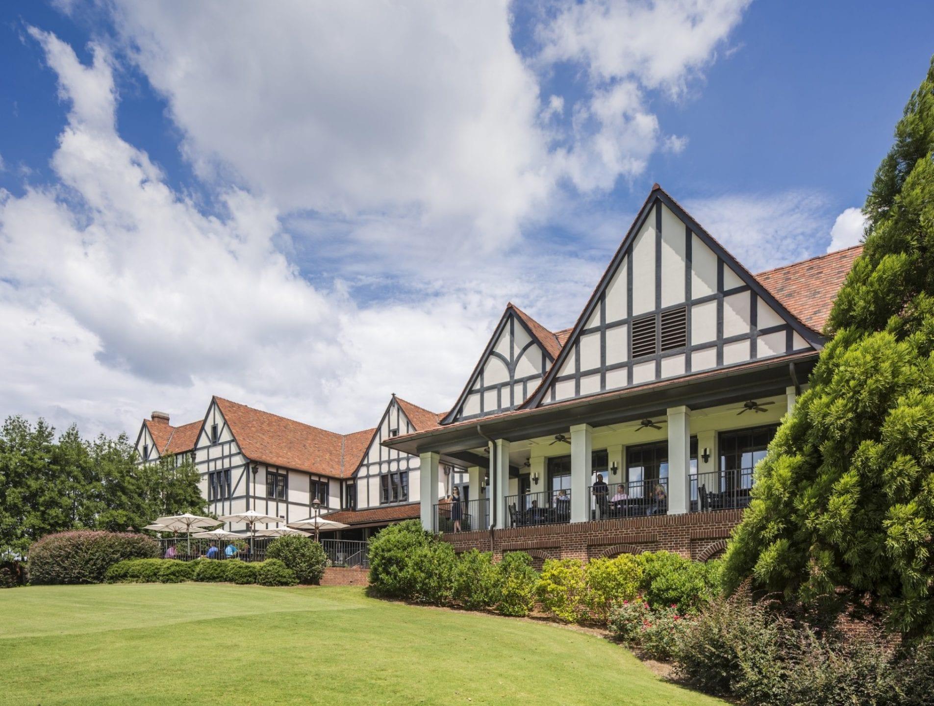East Lake Golf Club Ludowici Roof Tile