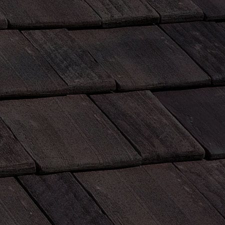 Ebony Single Spay Tile Color
