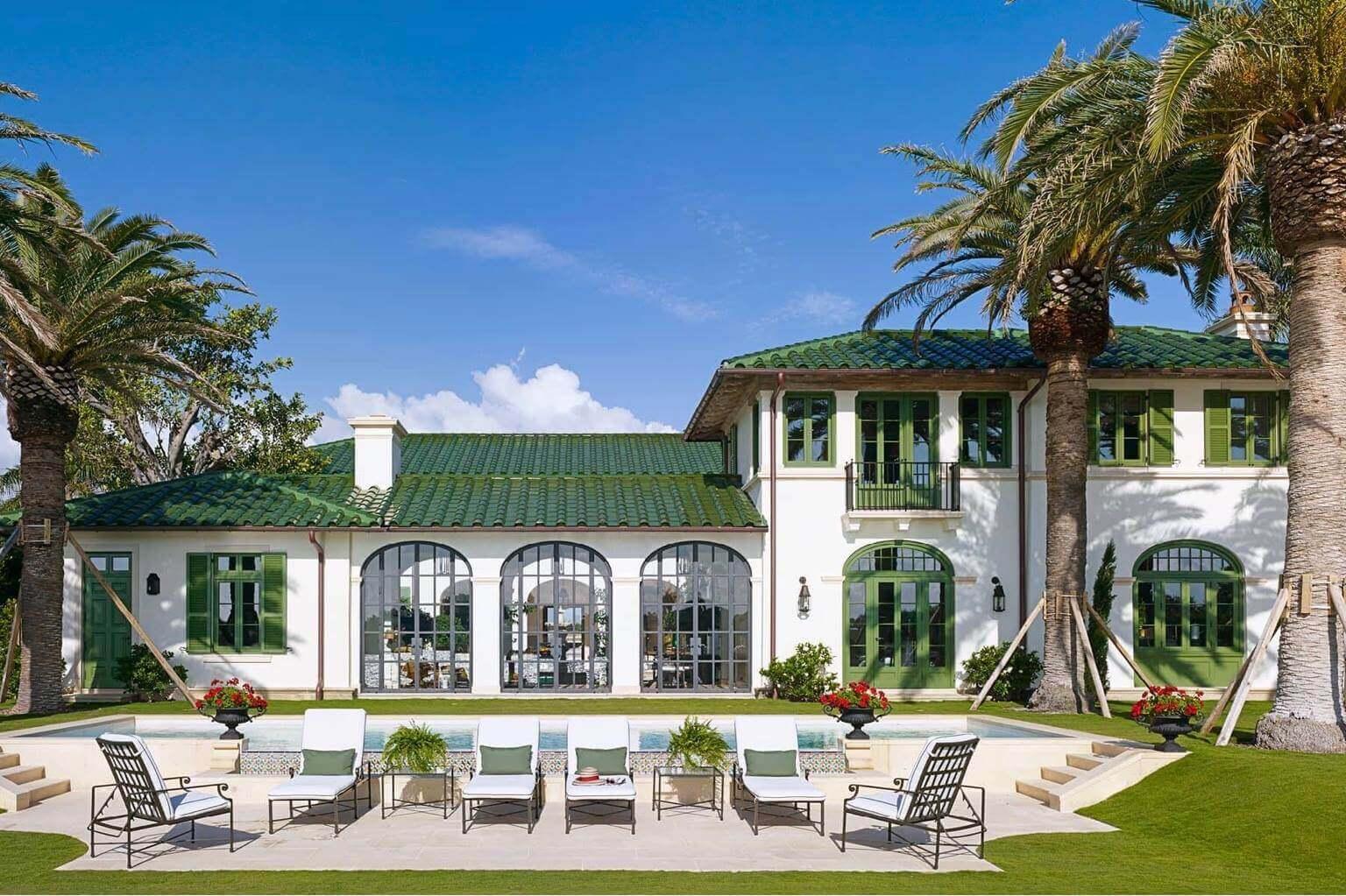 Fairfax and Sammons, Palm Beach Ludowici Roof Tile