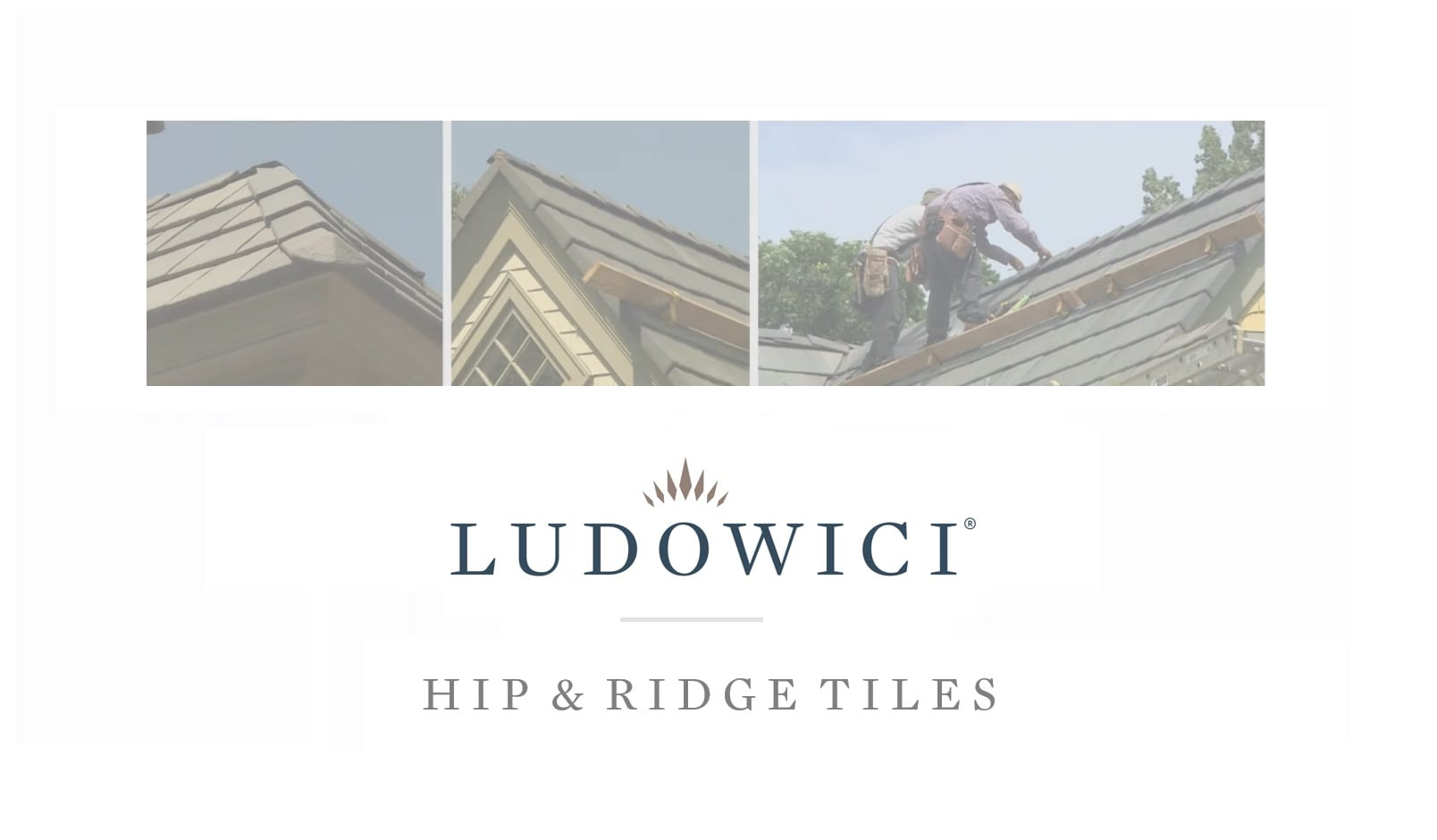 Hip + Ridge Tiles