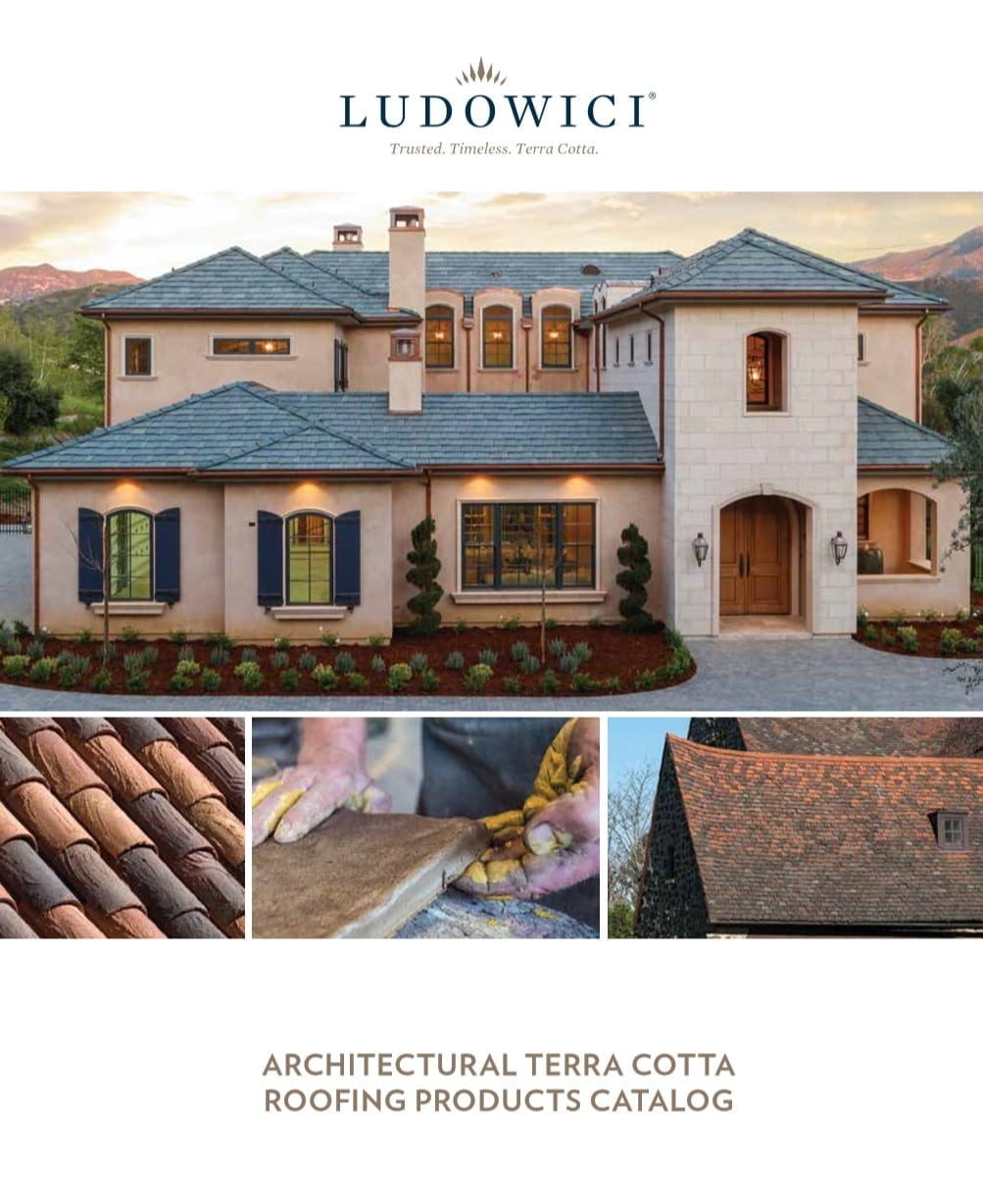 Ludowici Roofing Catalog
