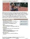 Shield Warranty/Crown Roofer Program