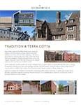 Tradition and Terra Cotta: Universities