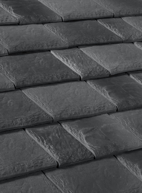 Vermont Gray Black Two-Spray Tile Color