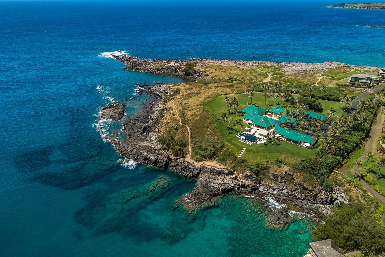 Luxury Homes in Hawaii