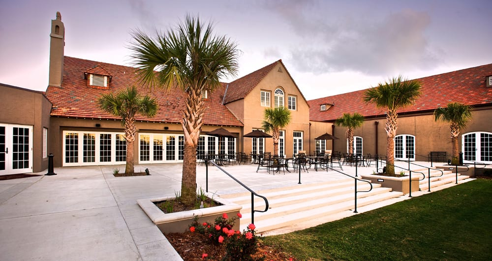 Metairie Country Club Ludowici Roof Tile