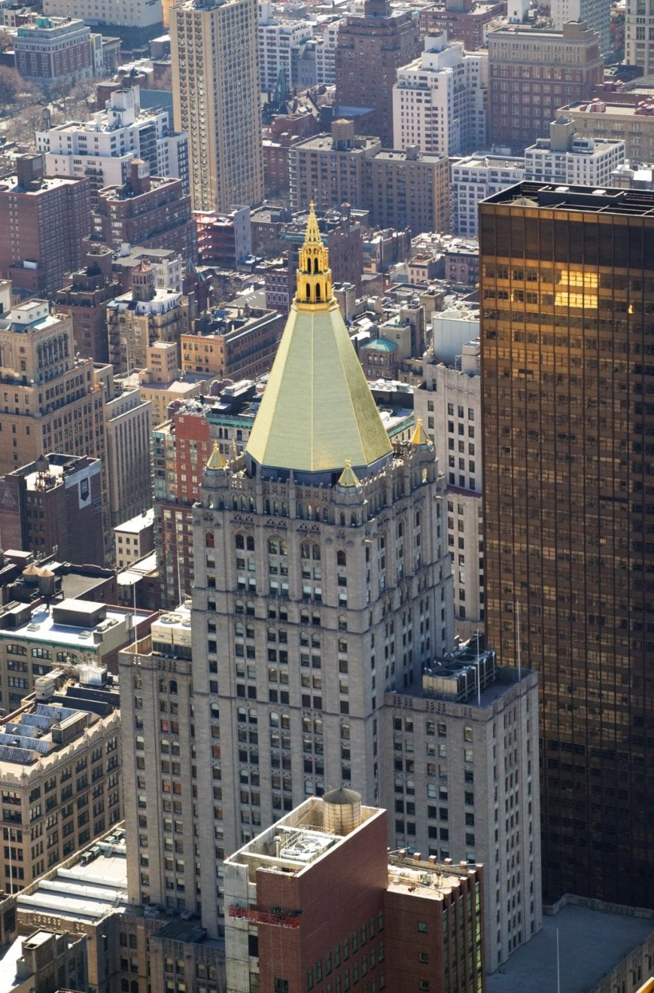New York Life Building Ludowici Roof Tile