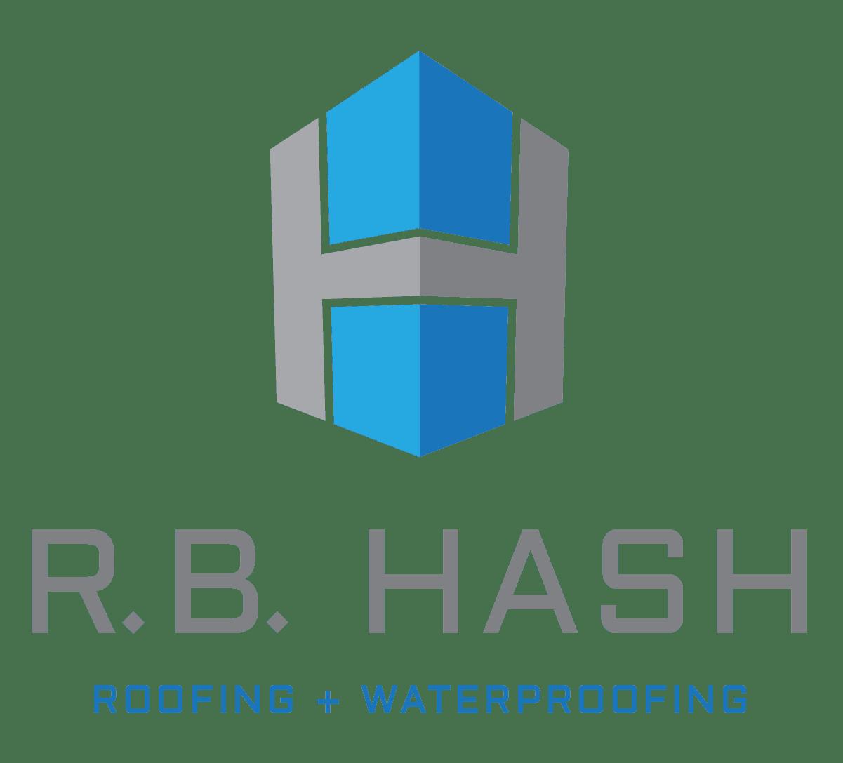 R.B. Hash Roofing + Waterproofing