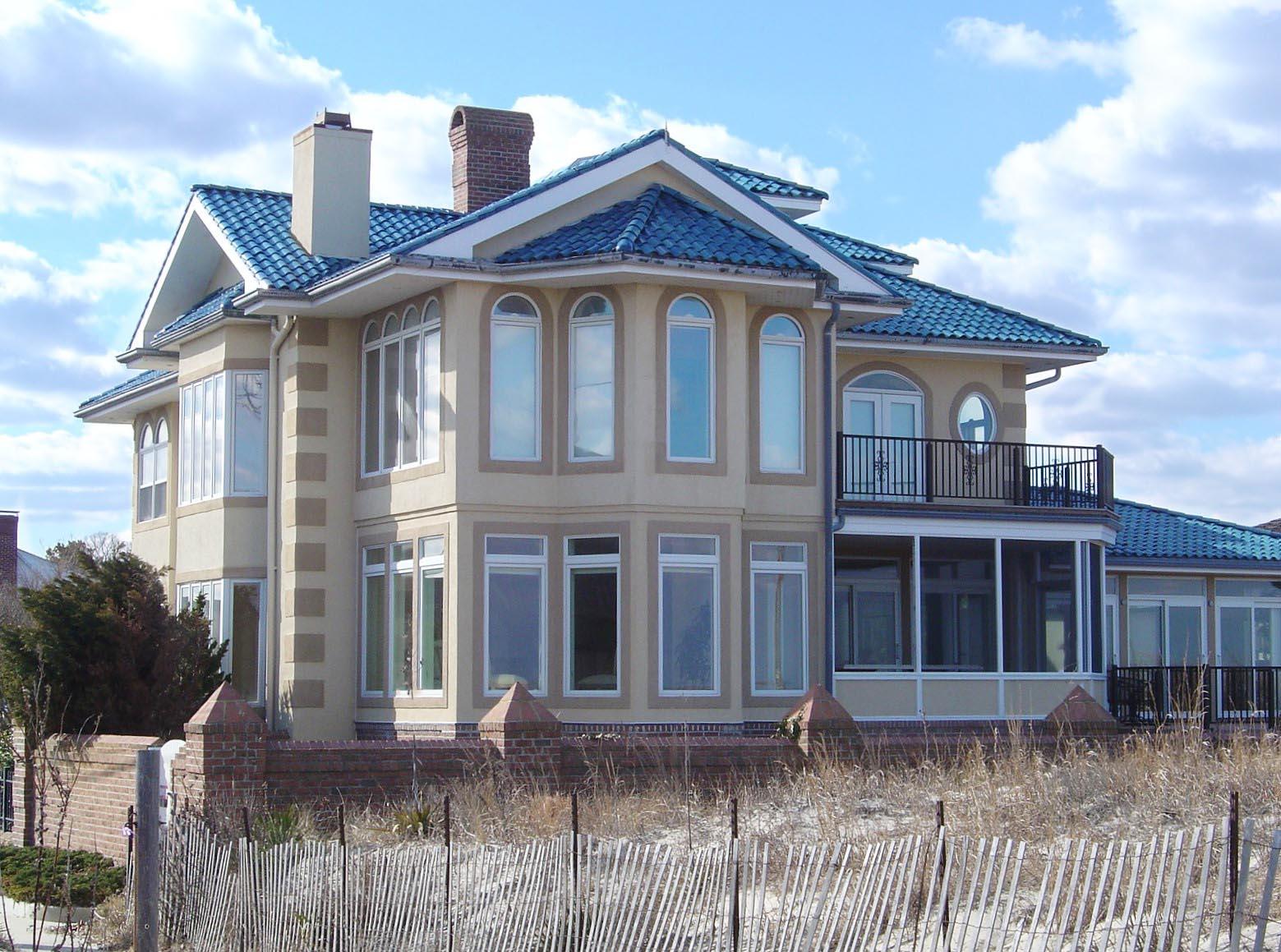 Rehoboth Beach Ludowici Roof Tile