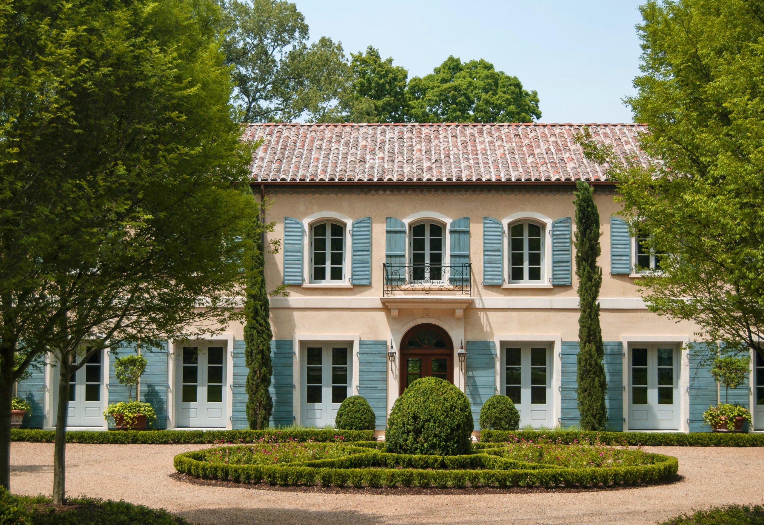 Atlanta, GA Residence Ludowici Roof Tile