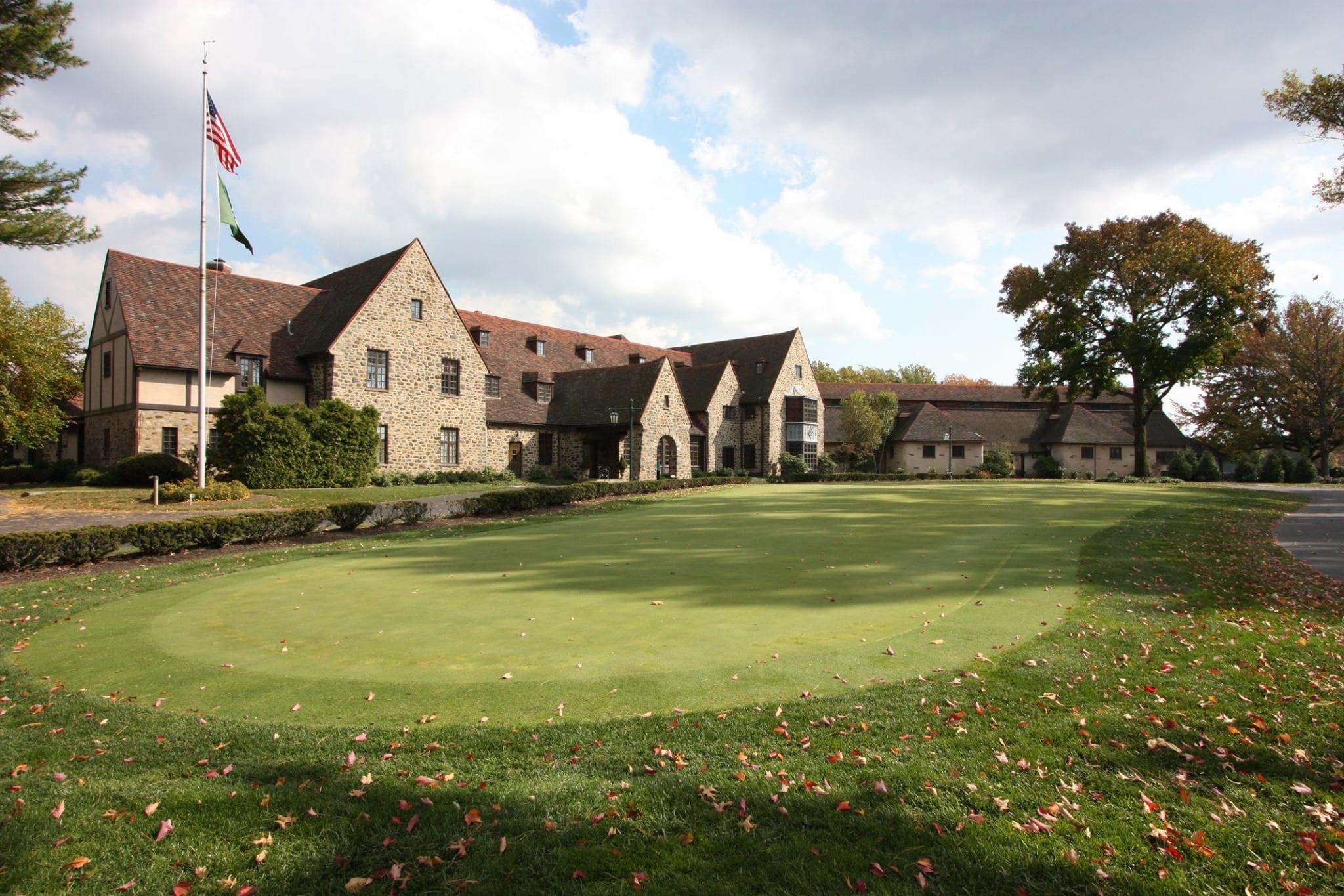Aronimink Golf CLub Ludowici Roof Tile