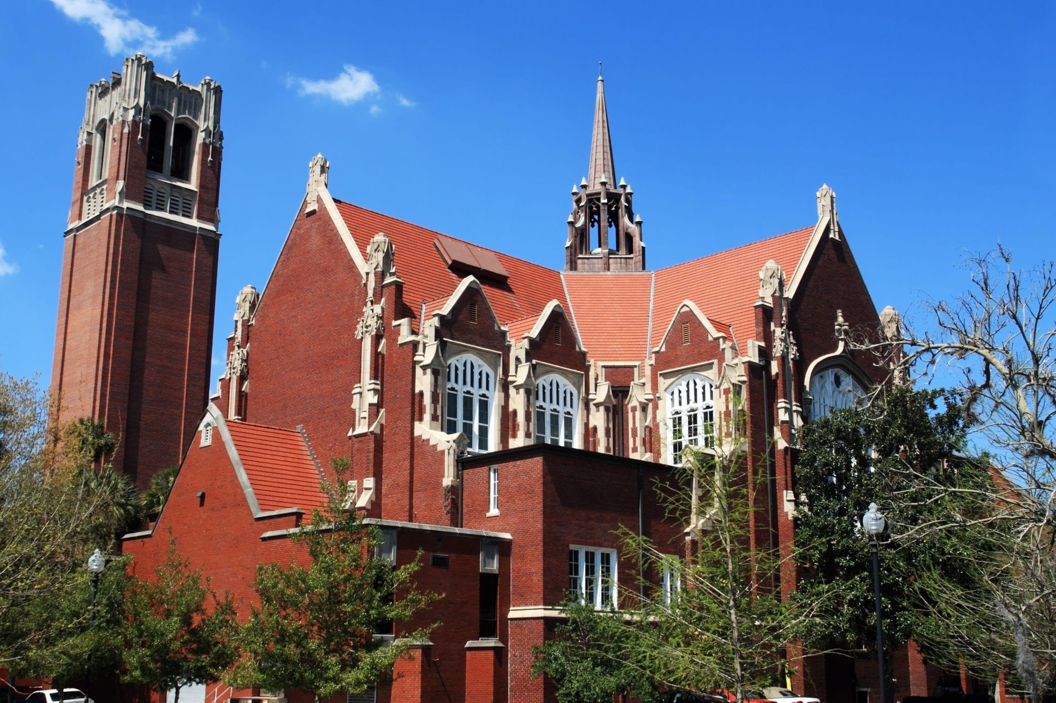 University of Florida Ludowici Roof Tile