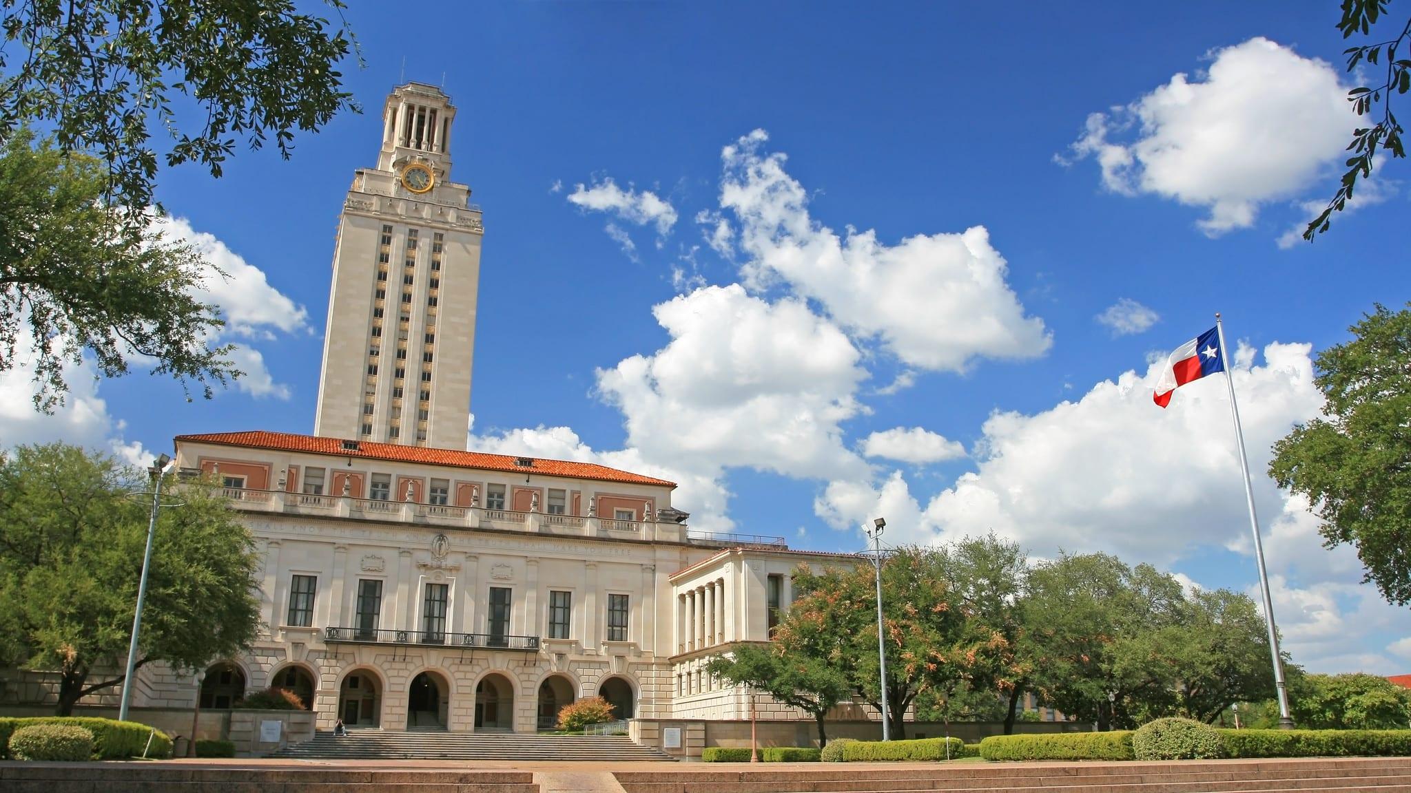 University of Texas Ludowici Roof Tile
