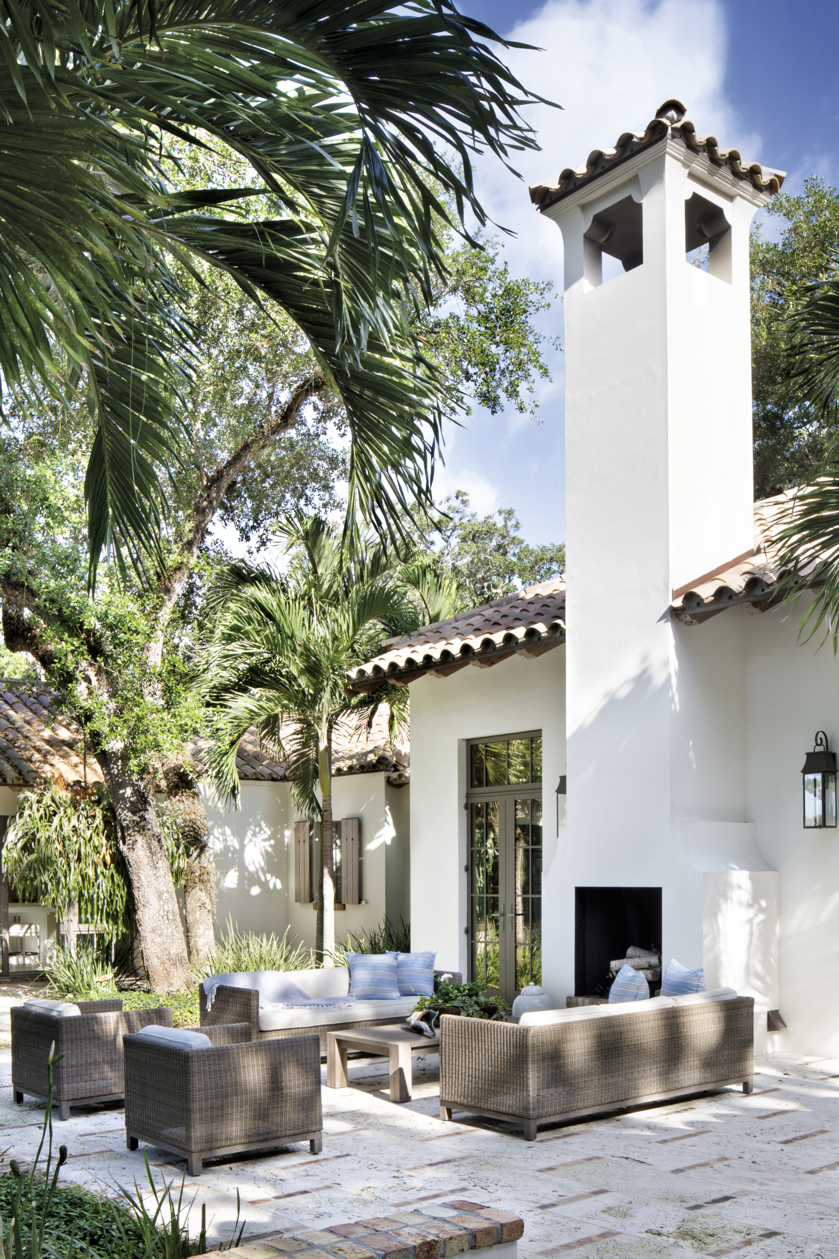 Vero Beach Residence Ludowici Roof Tile