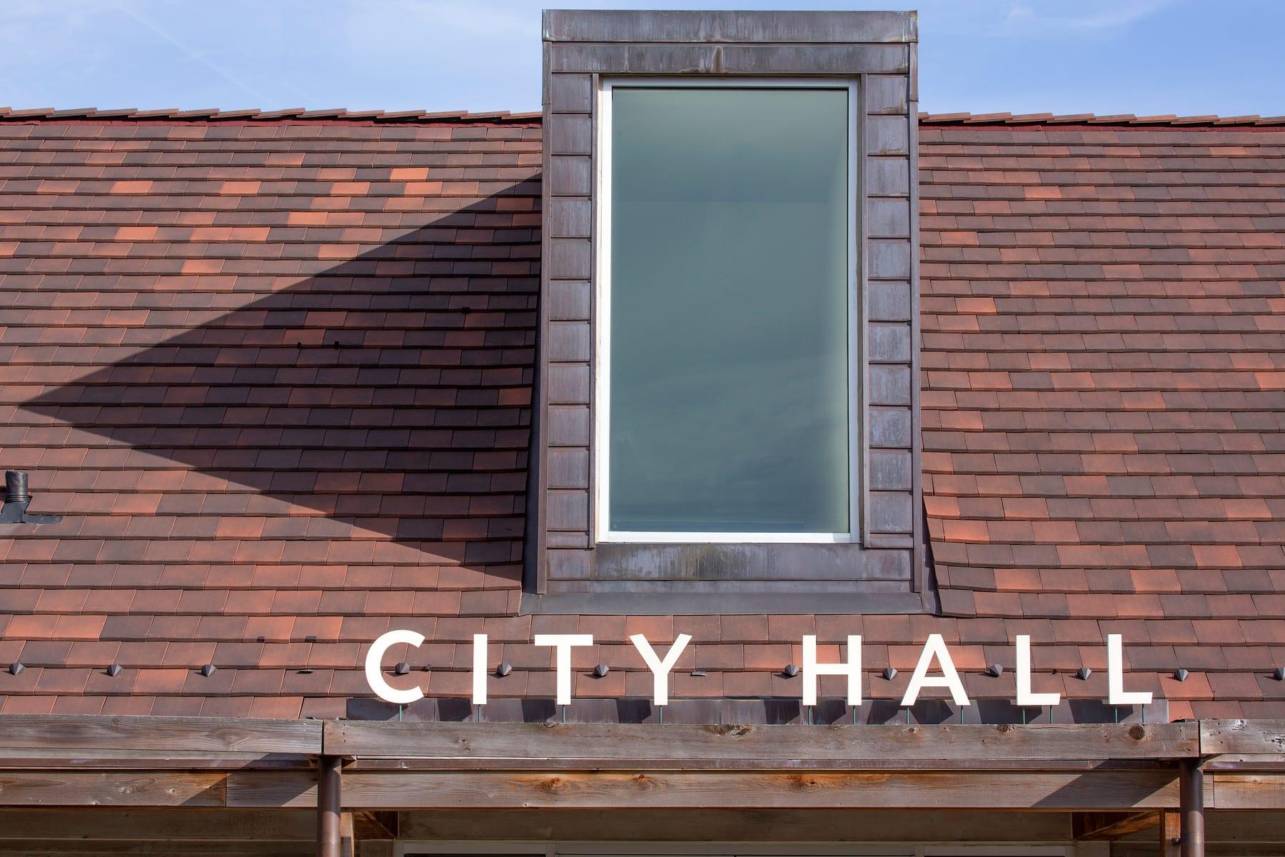 Wildwood City Hall Ludowici Roof Tile