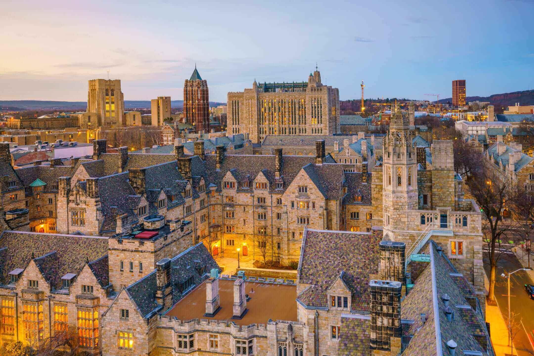 Yale University Ludowici Roof Tile