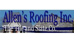 Allen's Roofing Inc.