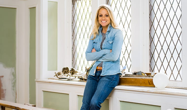 The Rehab Addict Loves Ludowici!