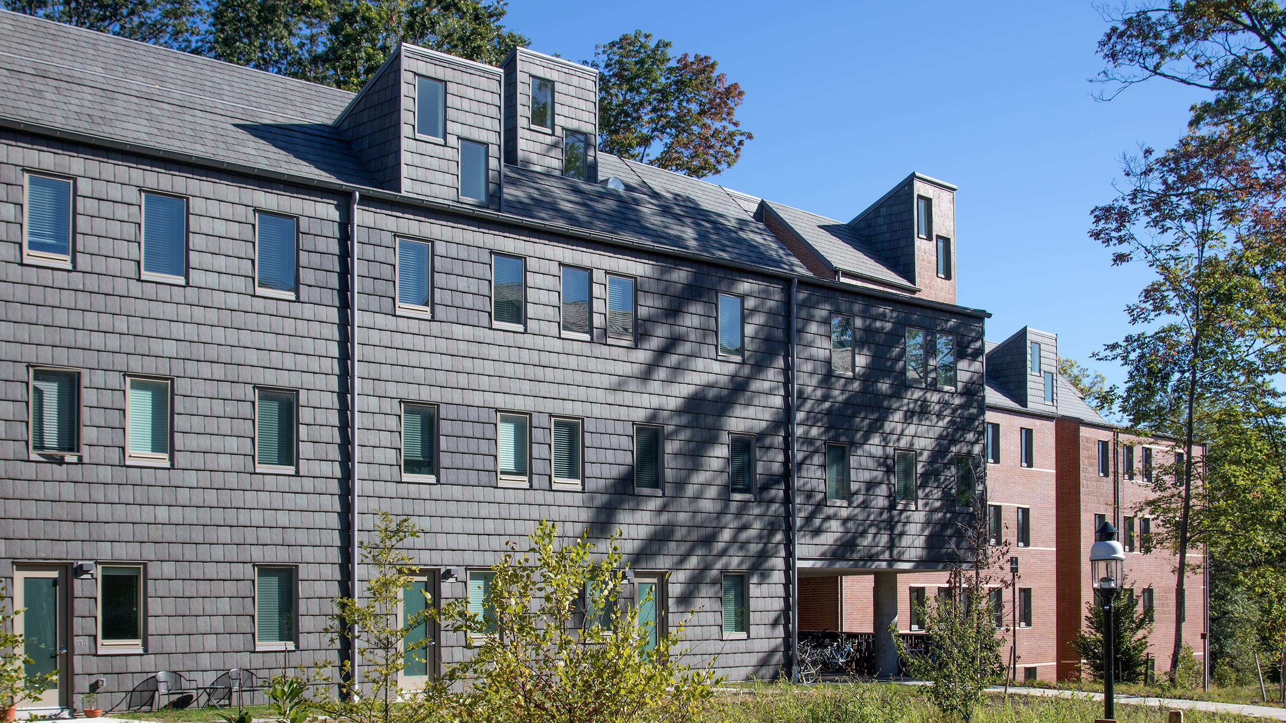 Princeton University - Lakeside Graduate Housing Ludowici Roof Tile