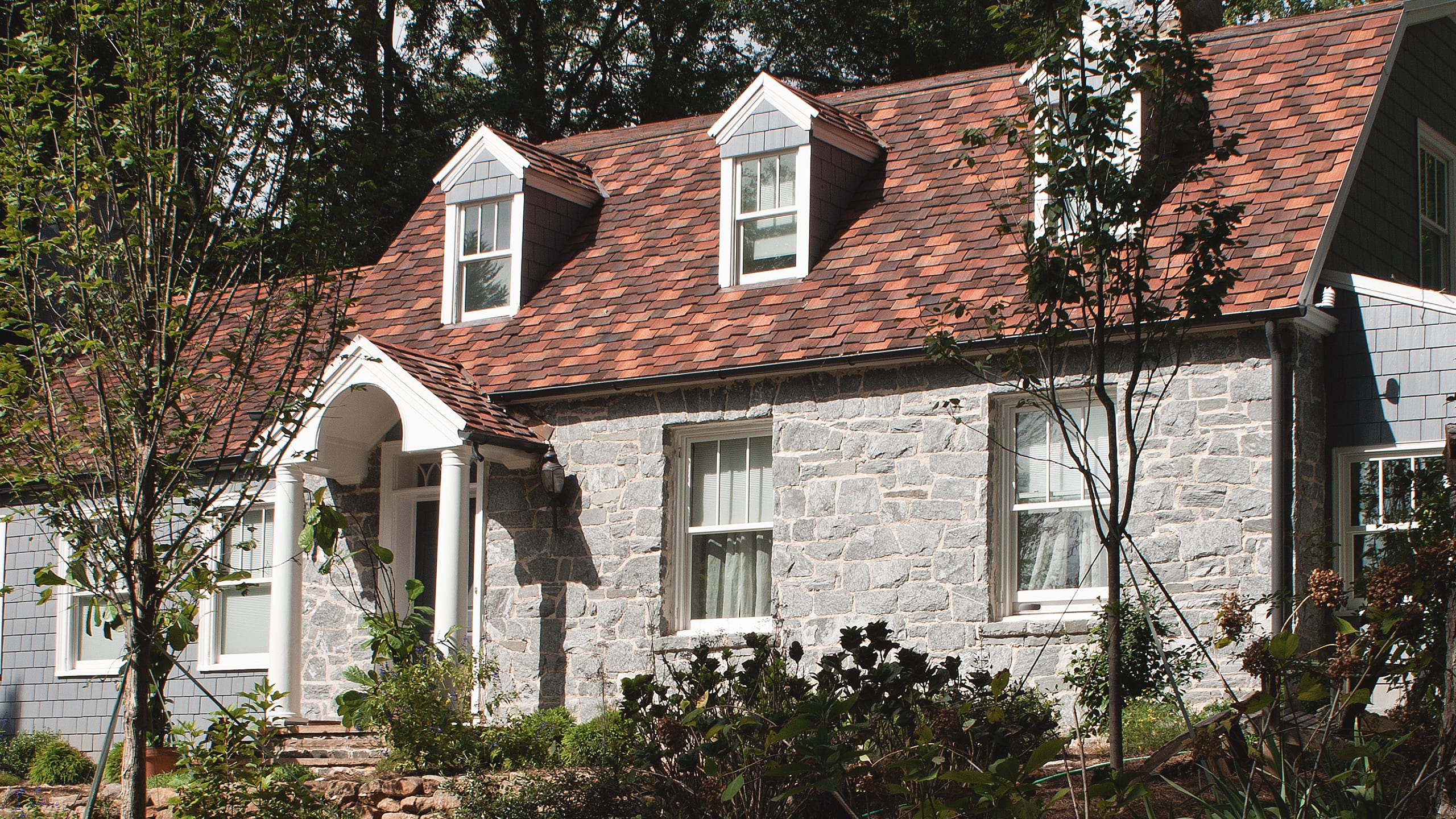 Private Residence - Atlanta Ludowici Roof Tile