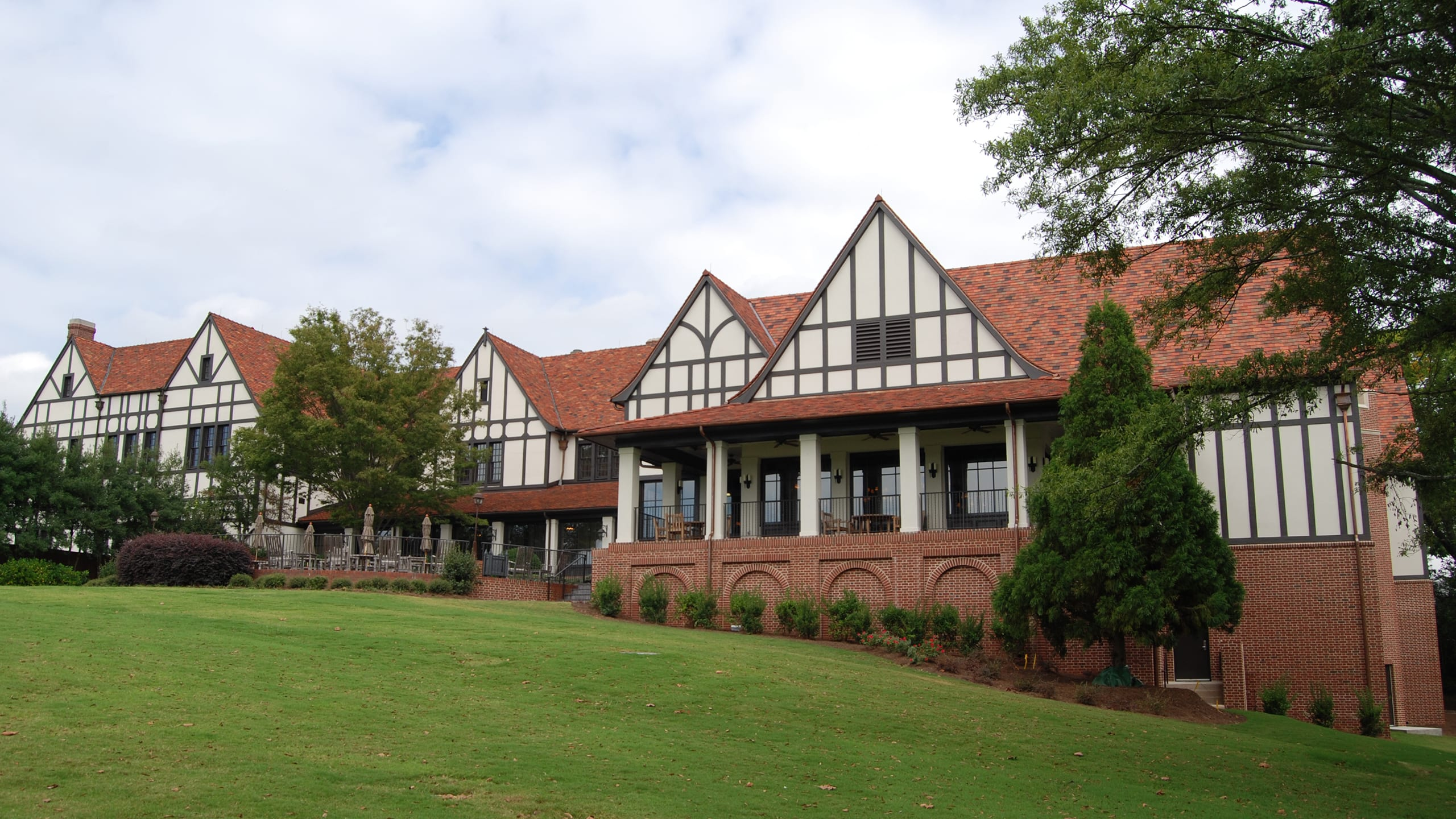 East Lake Golf Club Ludowici Roof Tile