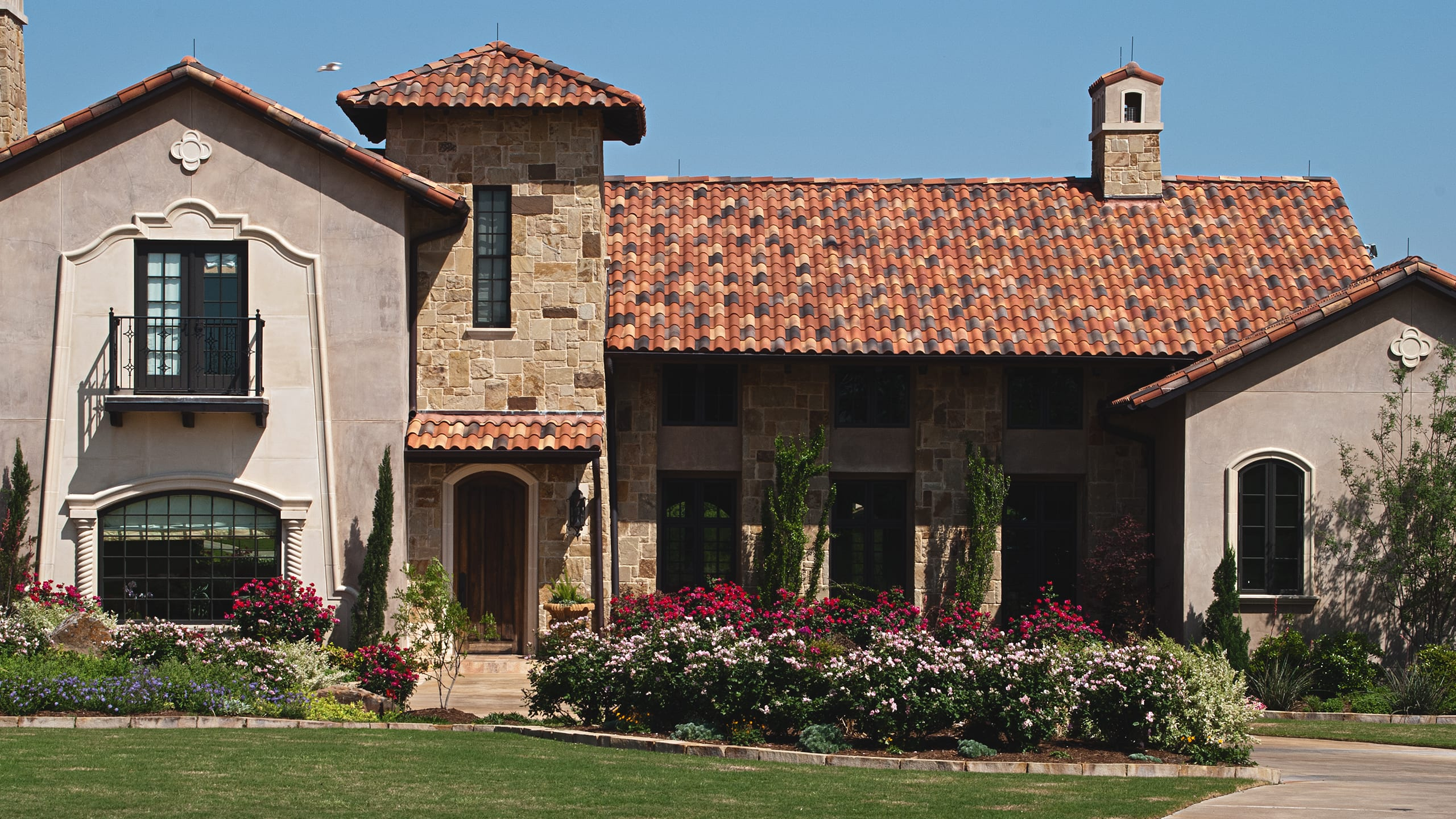 Private Residence - Ft. Worth Ludowici Roof Tile