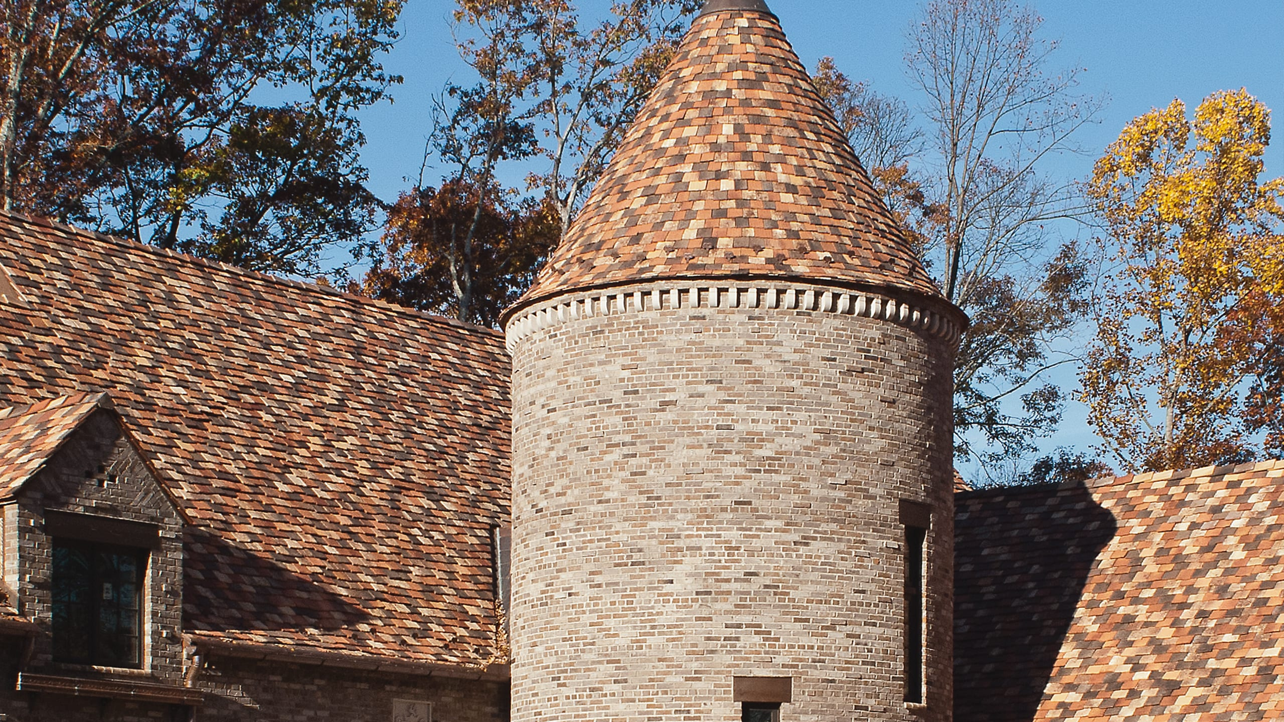 Private Residence - Greensboro Ludowici Roof Tile