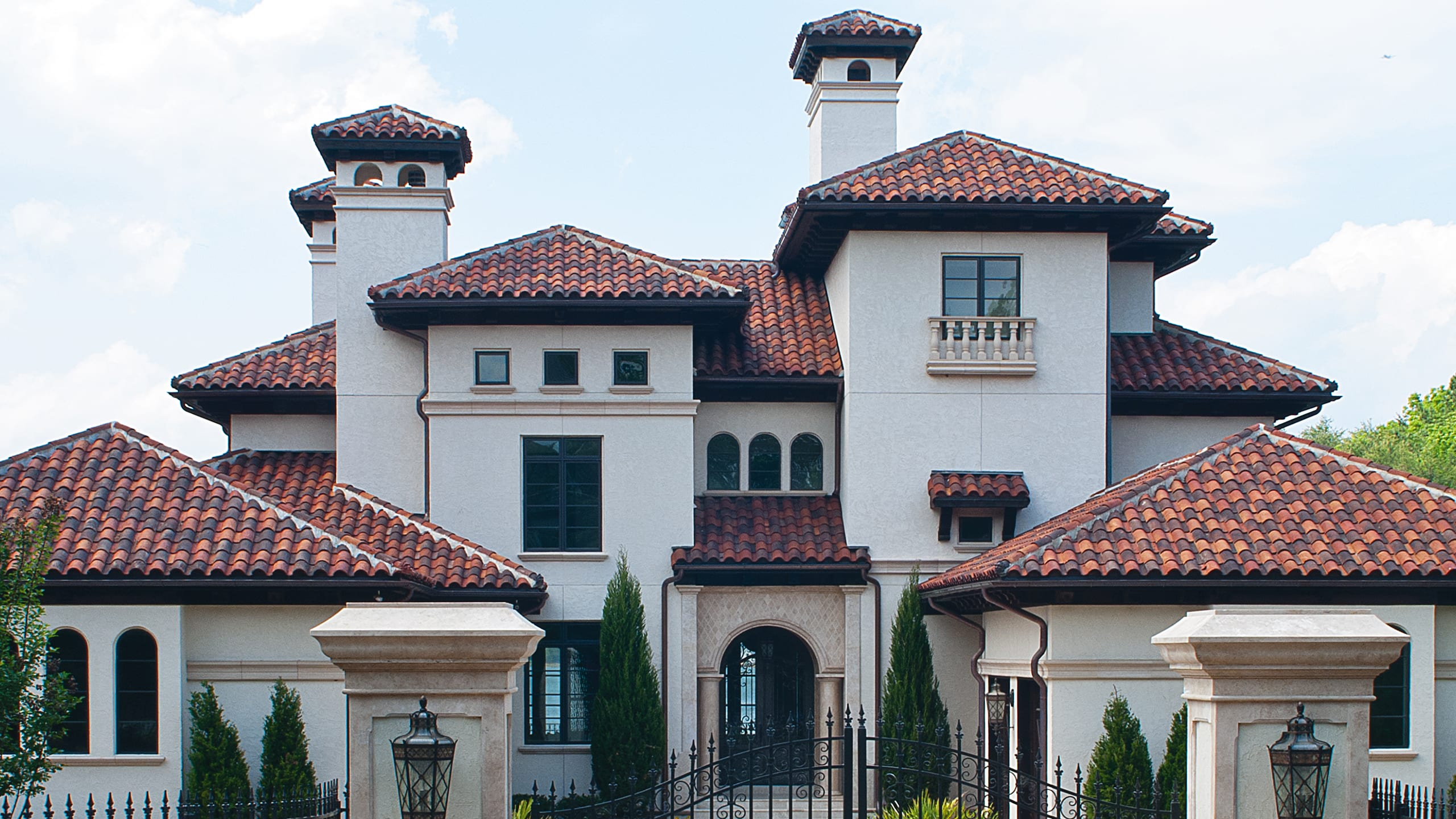 Private Residence - Cornelius Ludowici Roof Tile