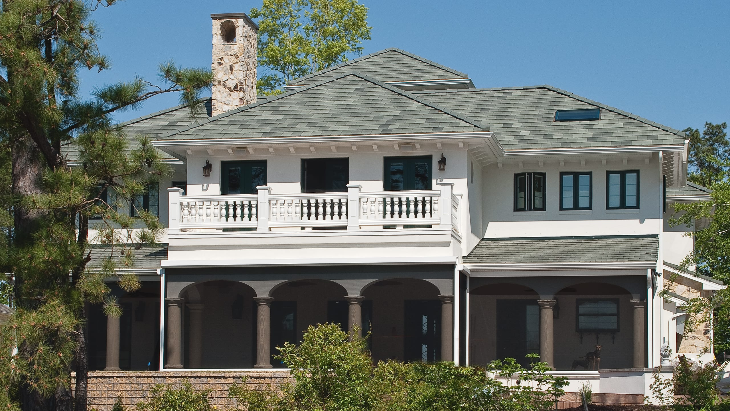 Private Residence - Hertford Ludowici Roof Tile