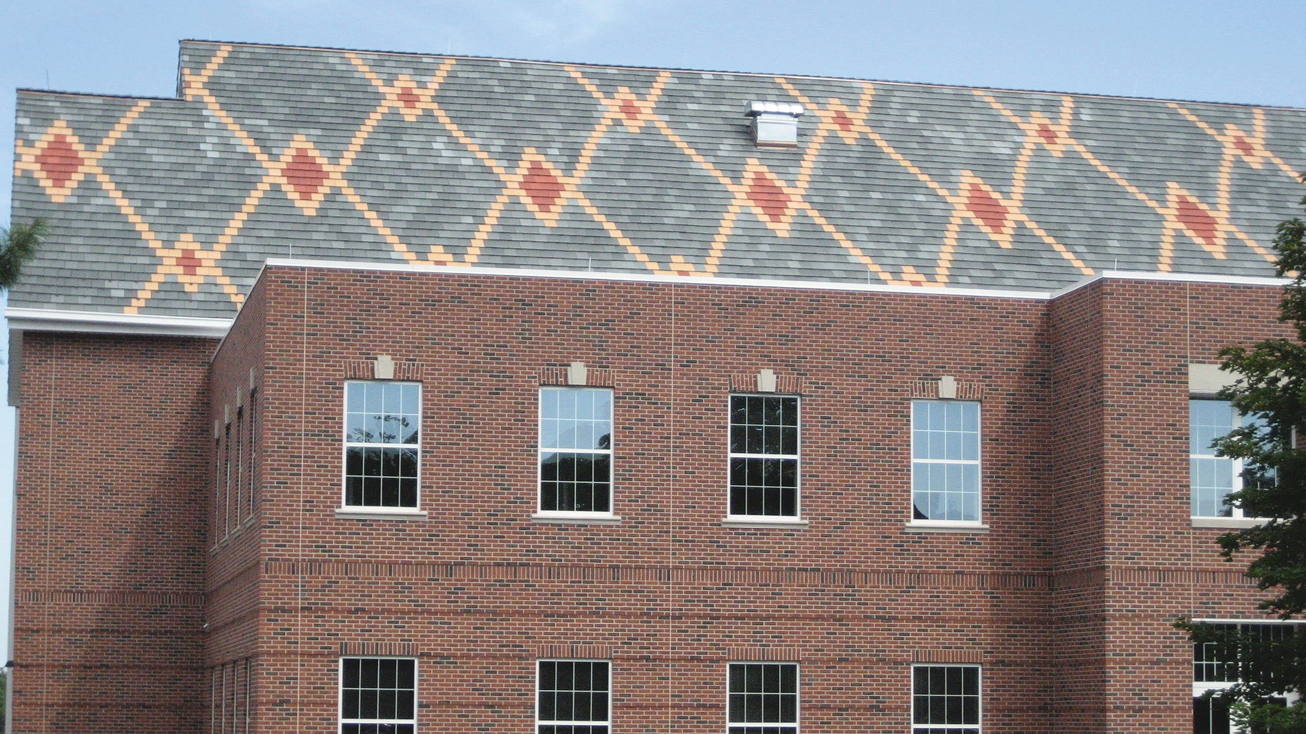 Iowa State University Ludowici Roof Tile