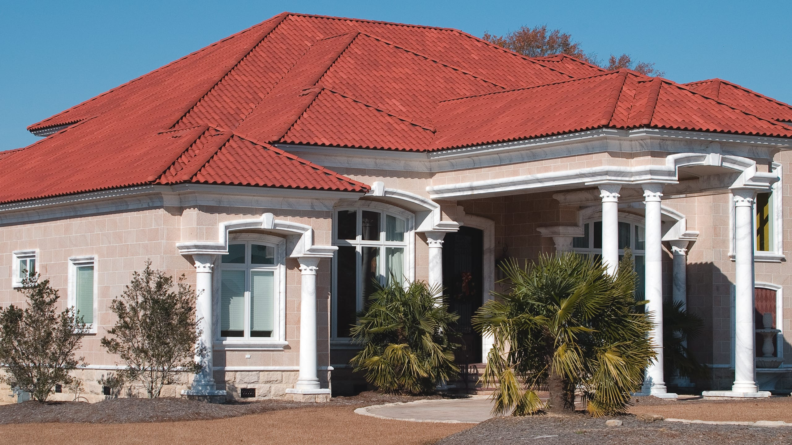 Private Residence - Florence Ludowici Roof Tile