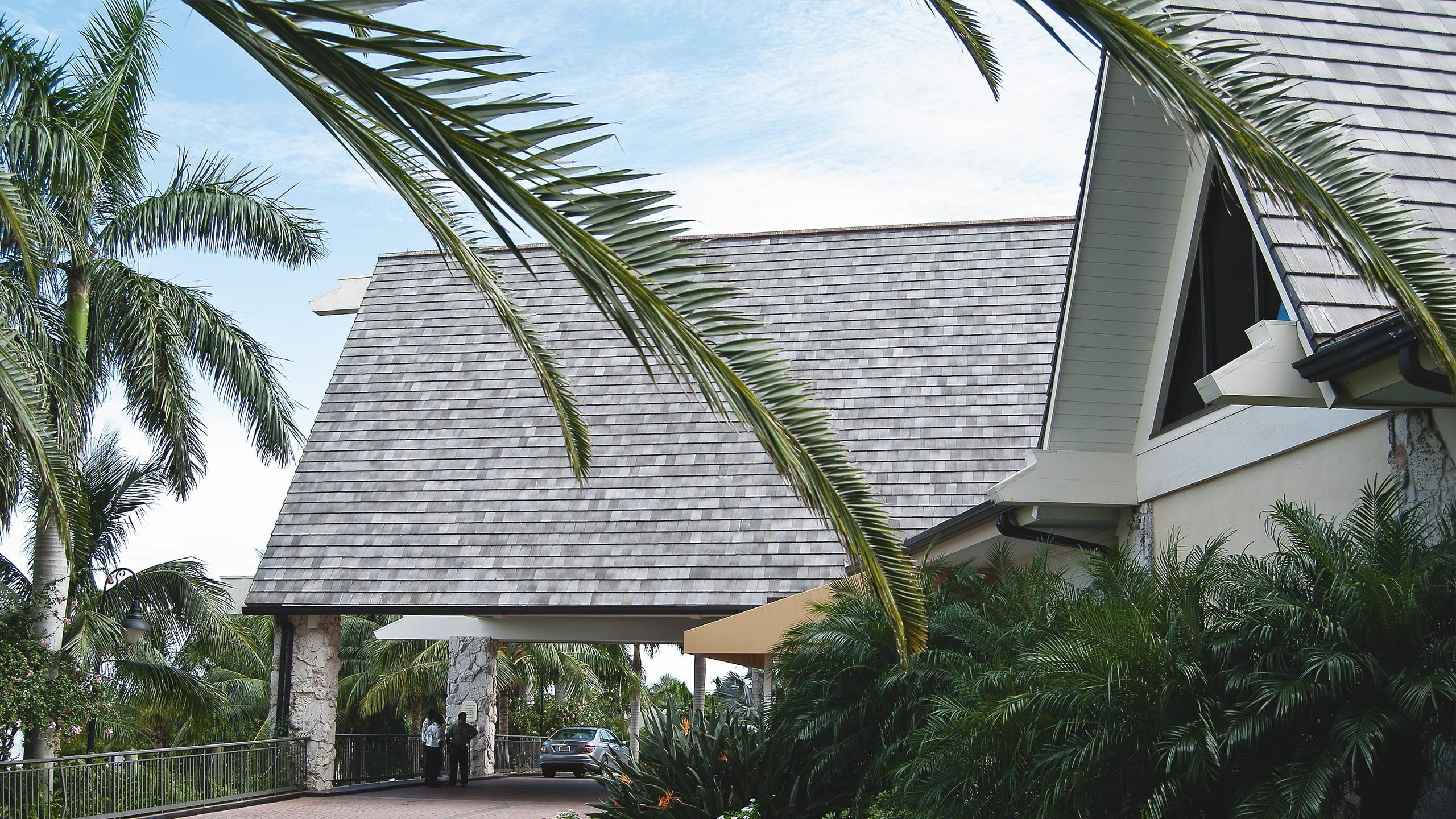 Marco Island Marriott Ludowici Roof Tile