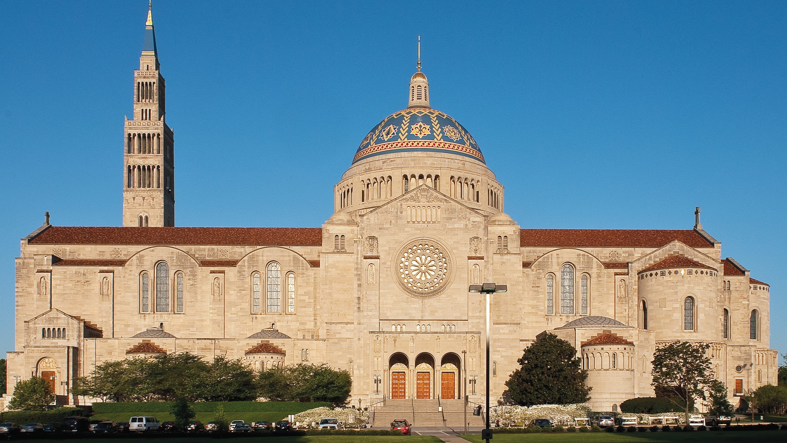 Basilica of the National Shrine of the Immaculate Conception Ludowici Roof Tile