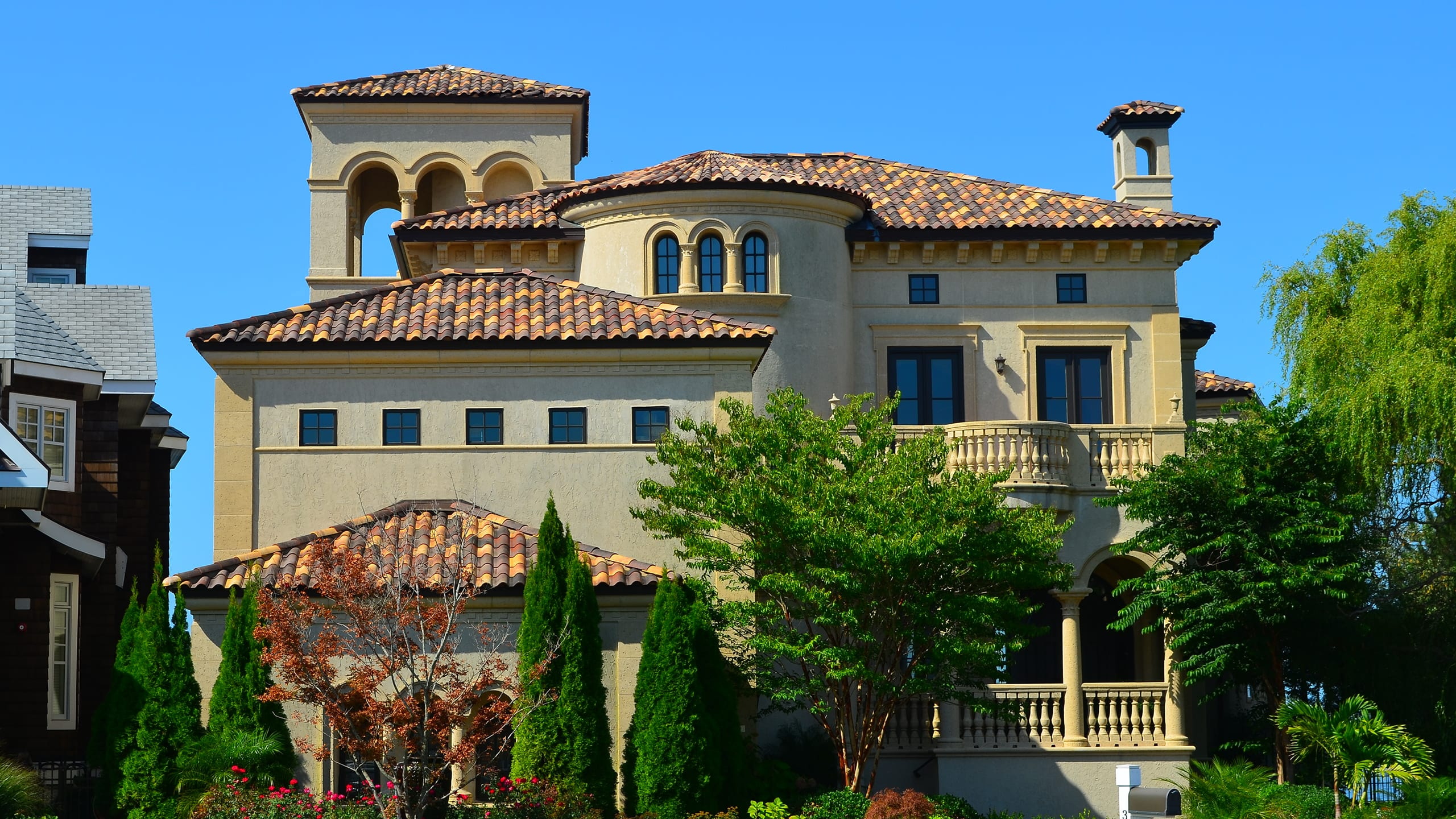 Private Residence - Ocean City Ludowici Roof Tile
