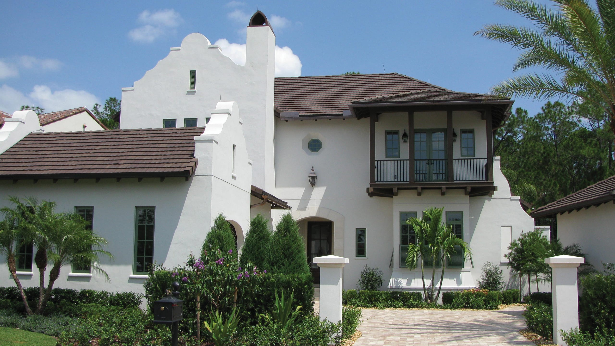 Private Residence - Orlando Ludowici Roof Tile
