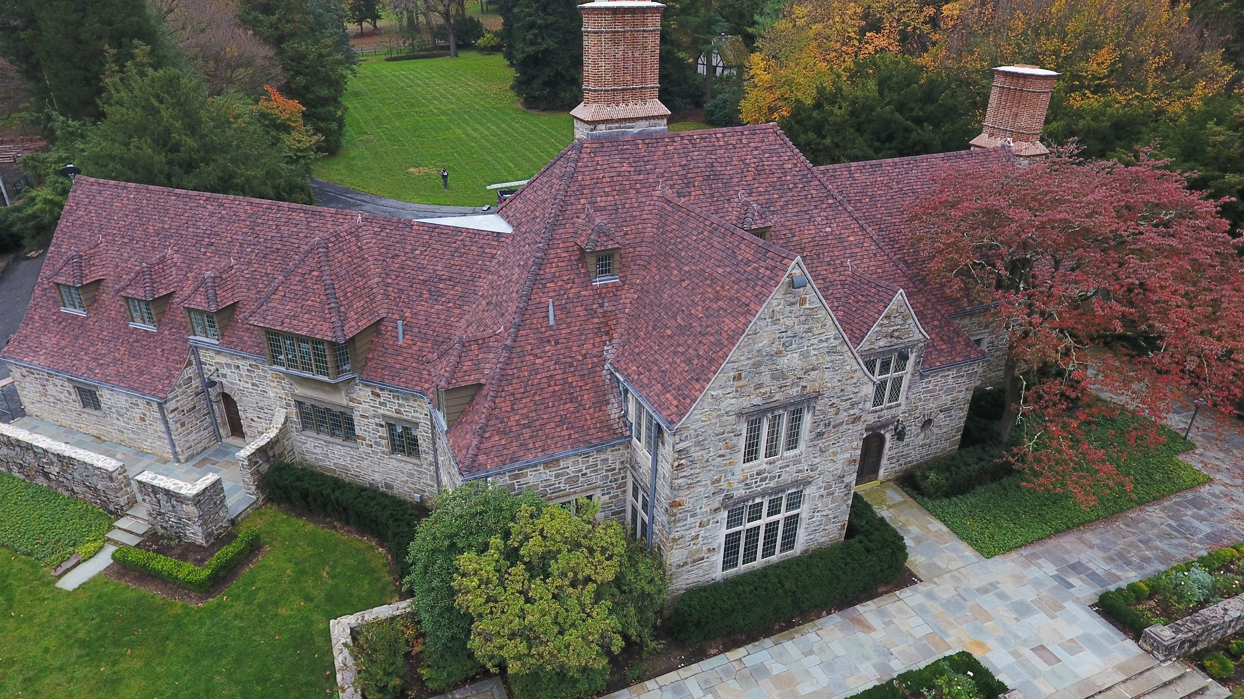 Private Residence - Wyomissing Ludowici Roof Tile