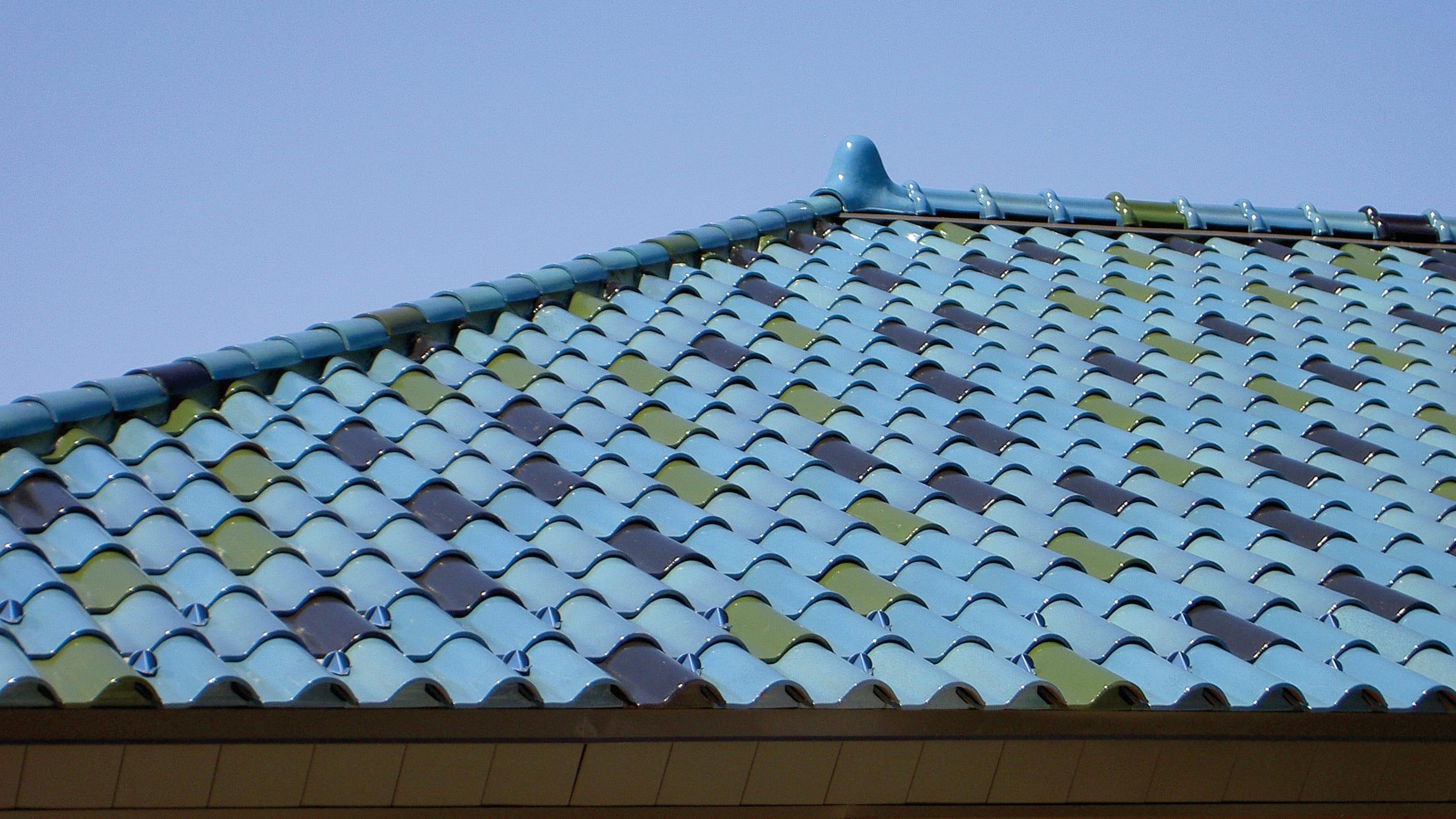 Salina Aquatic Center Ludowici Roof Tile