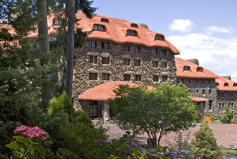 Grove Park Inn Ludowici Roof Tile