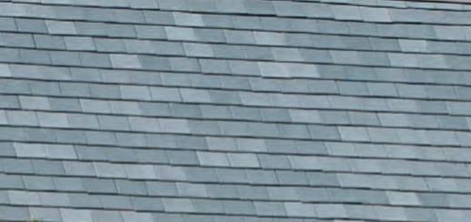 Heritage Blue Blend Single Spay Tile Color
